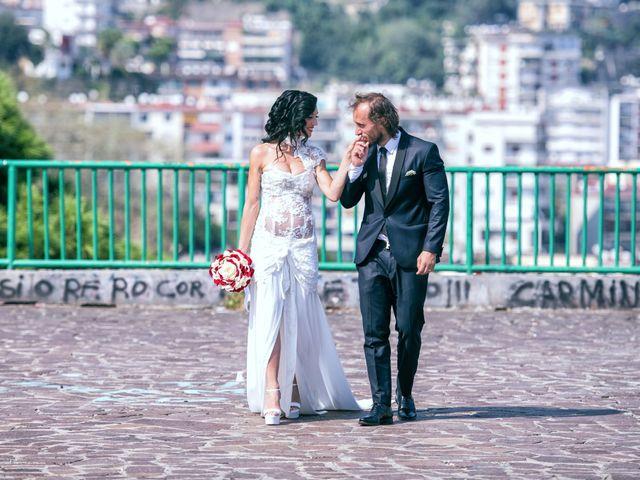 Il matrimonio di Fabio e Giusy a Napoli, Napoli 33