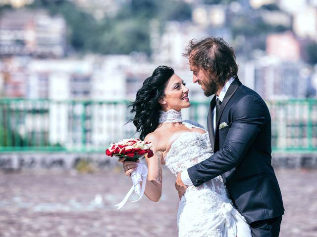Il matrimonio di Fabio e Giusy a Napoli, Napoli 34