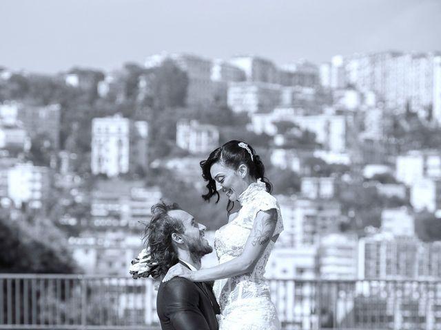 Il matrimonio di Fabio e Giusy a Napoli, Napoli 35