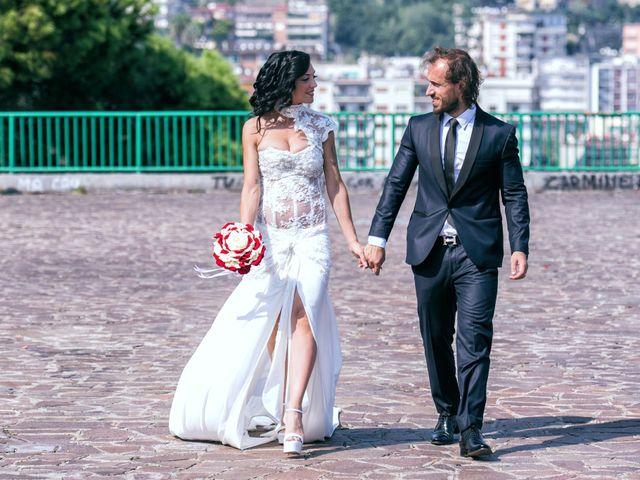 Il matrimonio di Fabio e Giusy a Napoli, Napoli 36