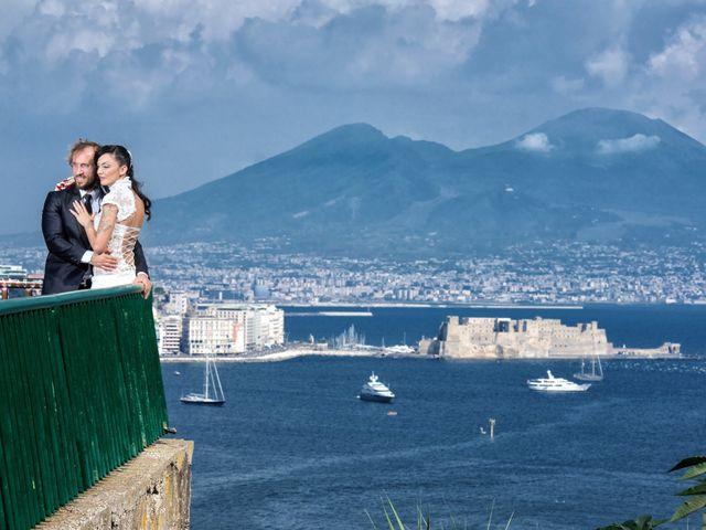 Il matrimonio di Fabio e Giusy a Napoli, Napoli 37