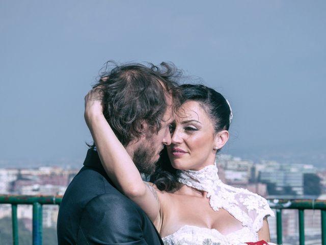 Il matrimonio di Fabio e Giusy a Napoli, Napoli 38