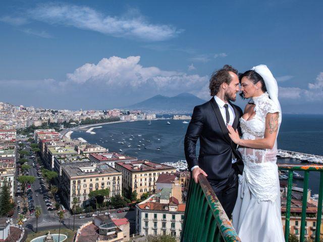 Il matrimonio di Fabio e Giusy a Napoli, Napoli 39