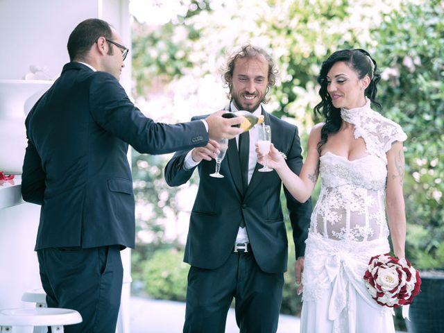 Il matrimonio di Fabio e Giusy a Napoli, Napoli 45