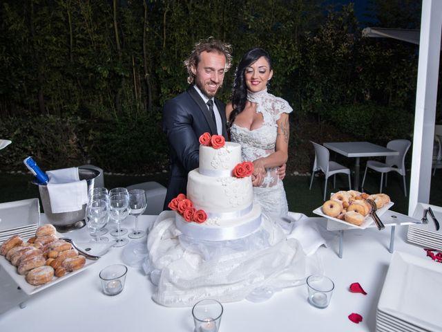 Il matrimonio di Fabio e Giusy a Napoli, Napoli 48