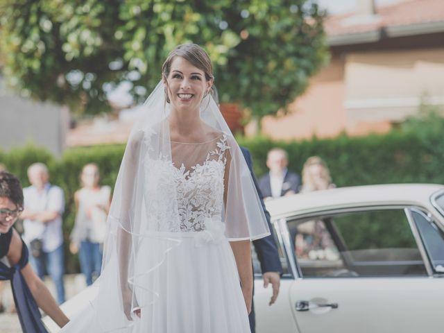 Il matrimonio di Gabriele e Sara a Gandosso, Bergamo 17