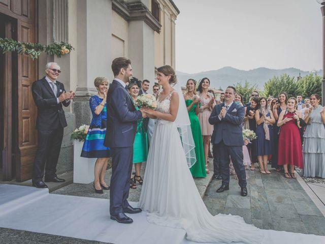 Il matrimonio di Gabriele e Sara a Gandosso, Bergamo 18