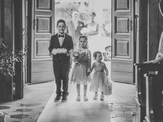 Il matrimonio di Gabriele e Sara a Gandosso, Bergamo 19