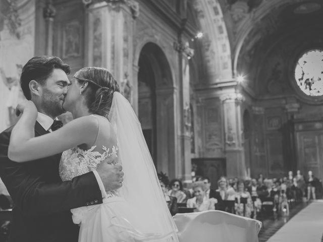 Il matrimonio di Gabriele e Sara a Gandosso, Bergamo 1