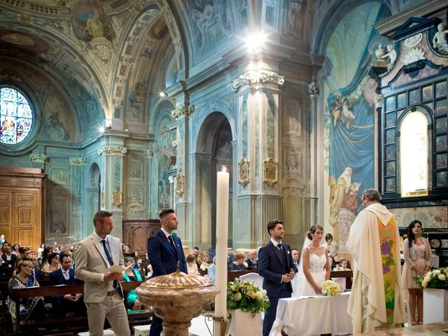 Il matrimonio di Gabriele e Sara a Gandosso, Bergamo 21
