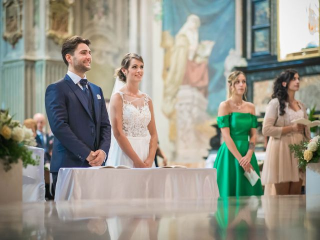 Il matrimonio di Gabriele e Sara a Gandosso, Bergamo 22