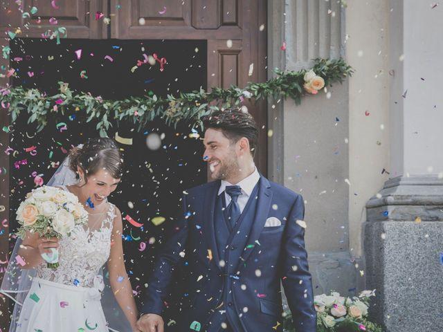 Il matrimonio di Gabriele e Sara a Gandosso, Bergamo 25
