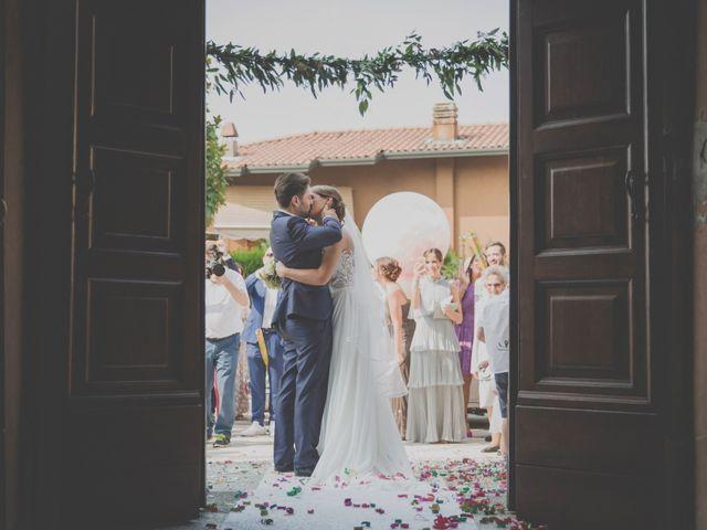 Il matrimonio di Gabriele e Sara a Gandosso, Bergamo 26
