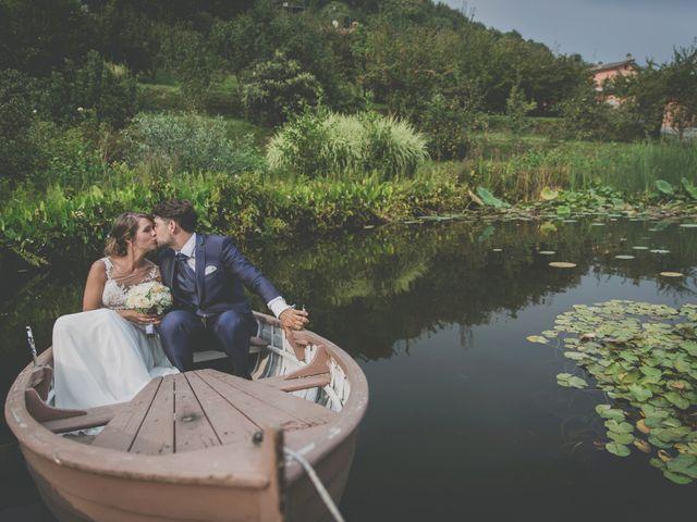 Il matrimonio di Gabriele e Sara a Gandosso, Bergamo 30