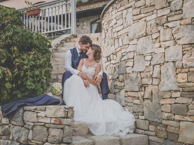 Il matrimonio di Gabriele e Sara a Gandosso, Bergamo 33