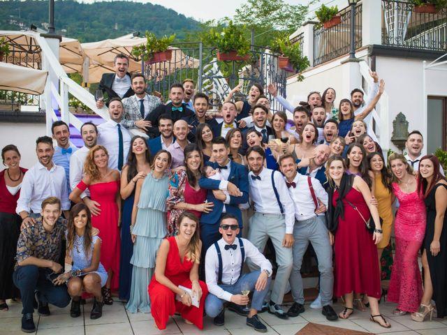 Il matrimonio di Gabriele e Sara a Gandosso, Bergamo 35