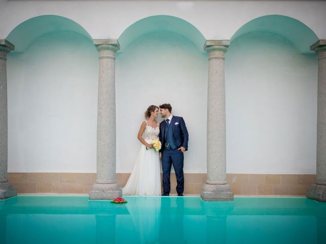 Il matrimonio di Gabriele e Sara a Gandosso, Bergamo 36