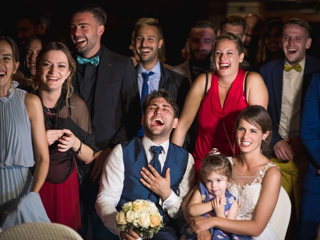 Il matrimonio di Gabriele e Sara a Gandosso, Bergamo 38