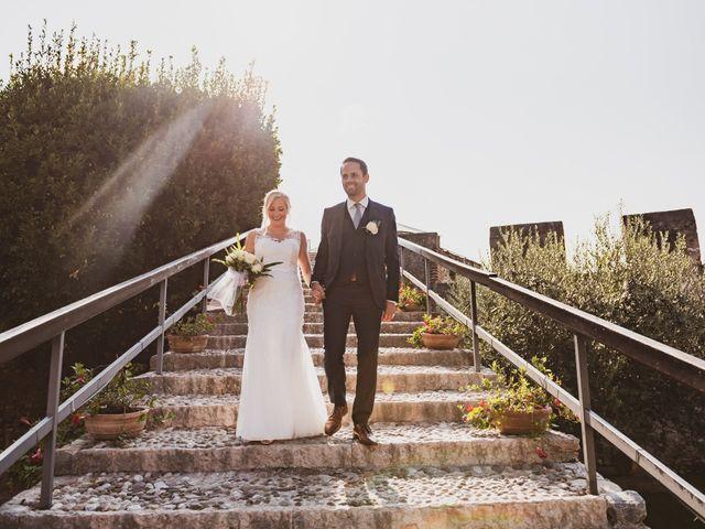 Il matrimonio di Marcus e Christina a Verona, Verona 19