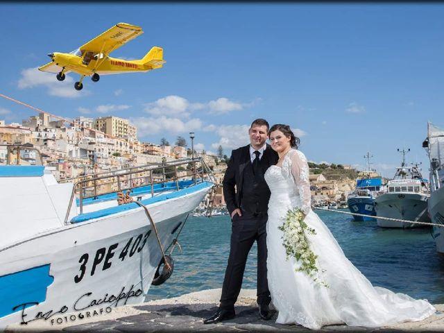 Il matrimonio di Filippo  e Sarah Joy a Sciacca, Agrigento 1