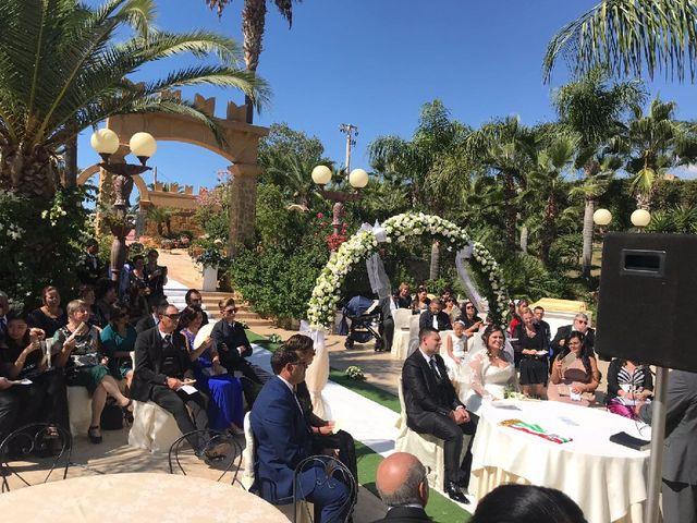 Il matrimonio di Filippo  e Sarah Joy a Sciacca, Agrigento 6
