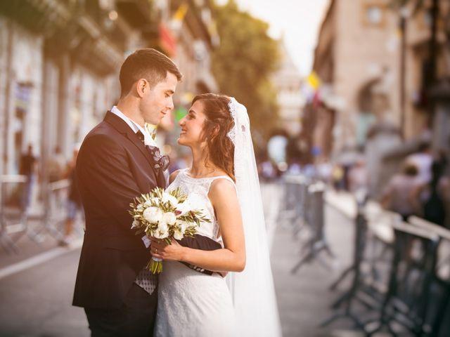 Le nozze di Costanza e Gabriele