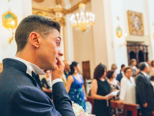 Il matrimonio di Alessandro e Anna a Paola, Cosenza 11