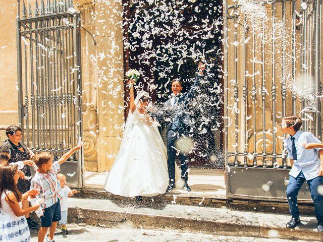 Il matrimonio di Alessandro e Anna a Paola, Cosenza 14