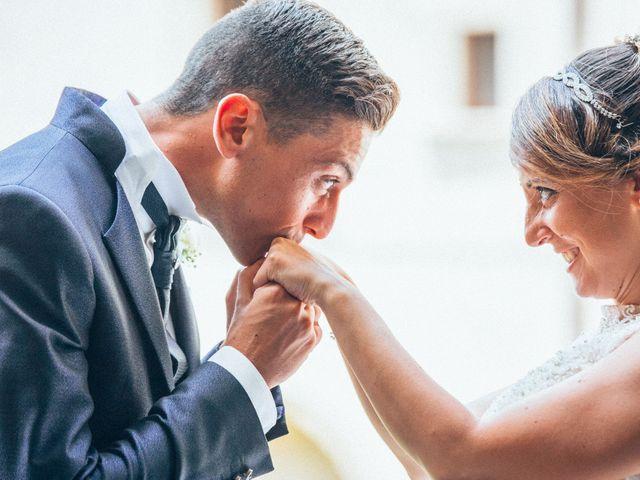 Il matrimonio di Alessandro e Anna a Paola, Cosenza 17