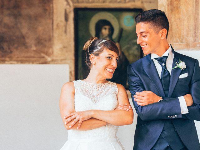 Il matrimonio di Alessandro e Anna a Paola, Cosenza 23