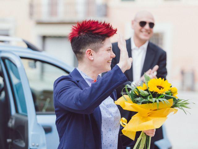 Il matrimonio di Stefania e Cristina a Valeggio sul Mincio, Verona 7