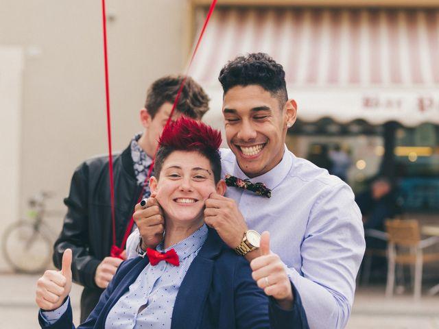 Il matrimonio di Stefania e Cristina a Valeggio sul Mincio, Verona 25