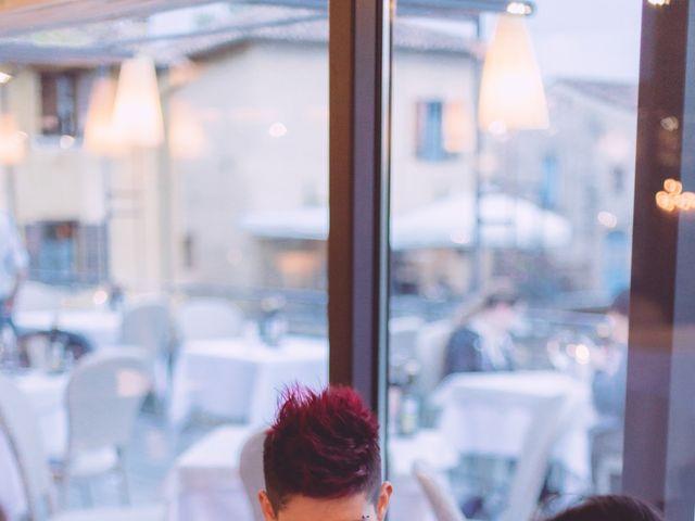 Il matrimonio di Stefania e Cristina a Valeggio sul Mincio, Verona 57