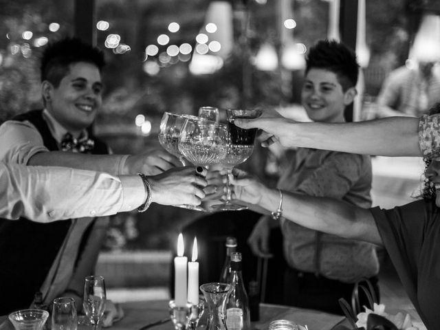 Il matrimonio di Stefania e Cristina a Valeggio sul Mincio, Verona 59