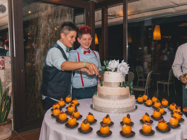 Il matrimonio di Stefania e Cristina a Valeggio sul Mincio, Verona 74