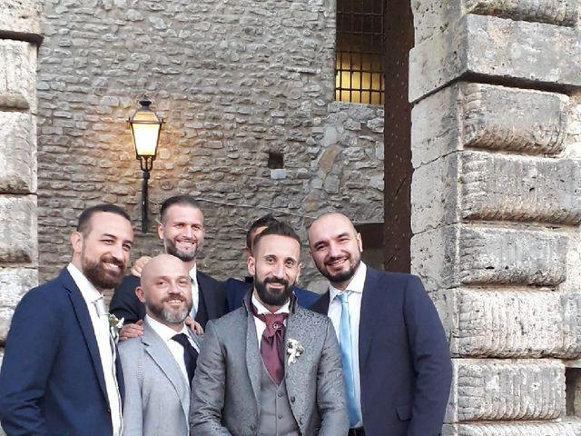 Il matrimonio di Daniele  e Gaia a Nerola, Roma 8