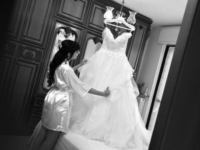 Il matrimonio di Vincenzo e Jessica a Venaria Reale, Torino 1