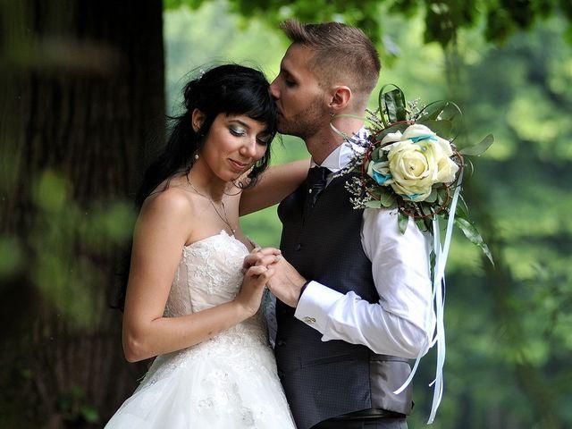 Le nozze di Jessica e Vincenzo