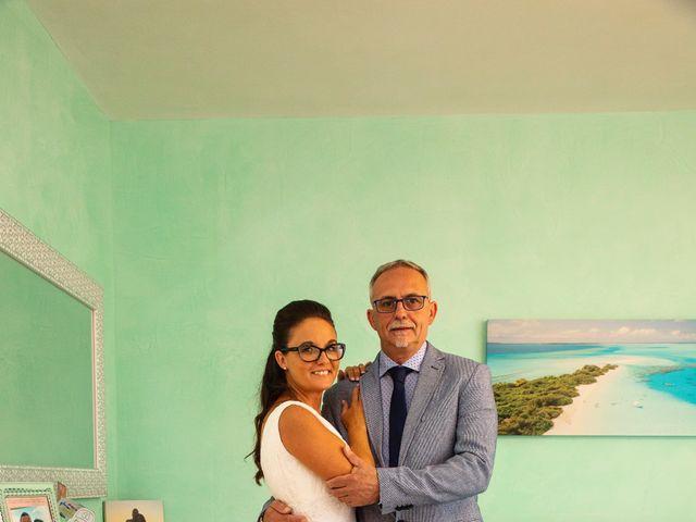 Il matrimonio di Alessandra e Mattia a Torre di Mosto, Venezia 7