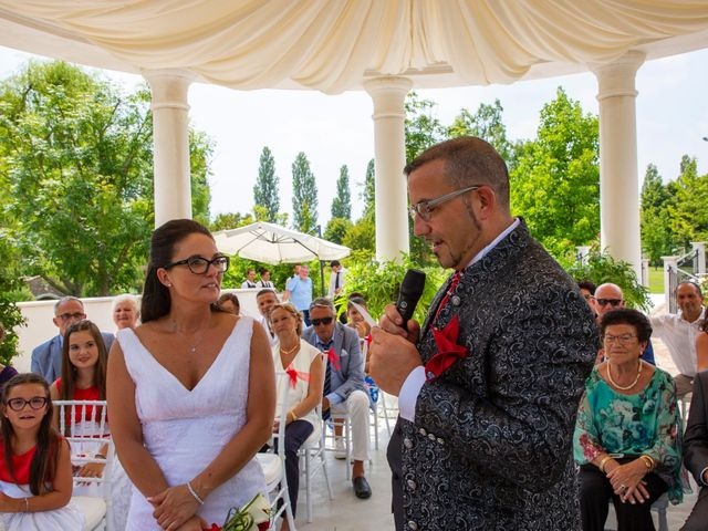 Il matrimonio di Alessandra e Mattia a Torre di Mosto, Venezia 11