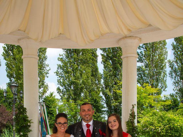 Il matrimonio di Alessandra e Mattia a Torre di Mosto, Venezia 1