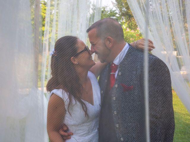Il matrimonio di Alessandra e Mattia a Torre di Mosto, Venezia 15