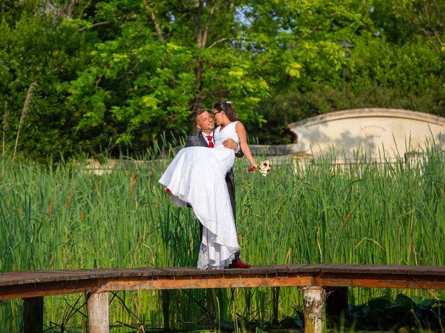 Il matrimonio di Alessandra e Mattia a Torre di Mosto, Venezia 16