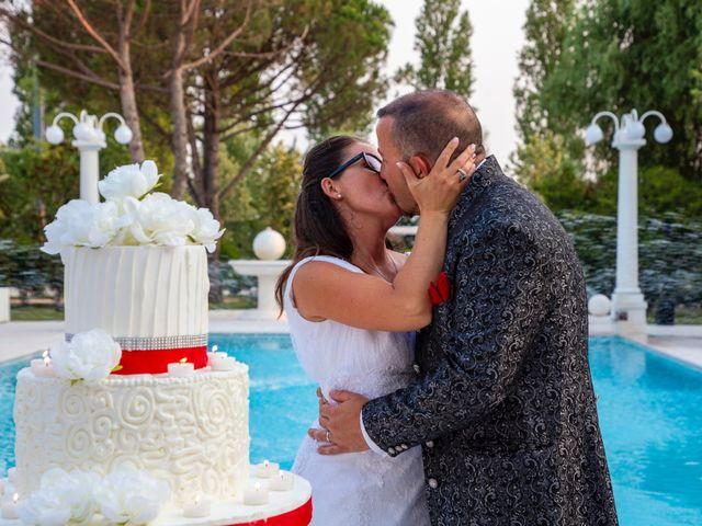 Il matrimonio di Alessandra e Mattia a Torre di Mosto, Venezia 17