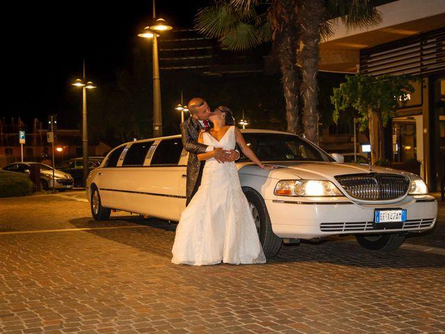 Il matrimonio di Alessandra e Mattia a Torre di Mosto, Venezia 18