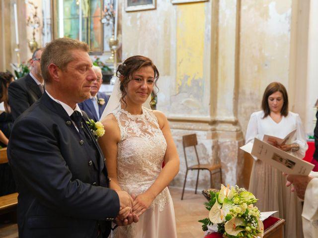 Il matrimonio di Simone e Tiziana a Gropello Cairoli, Pavia 13
