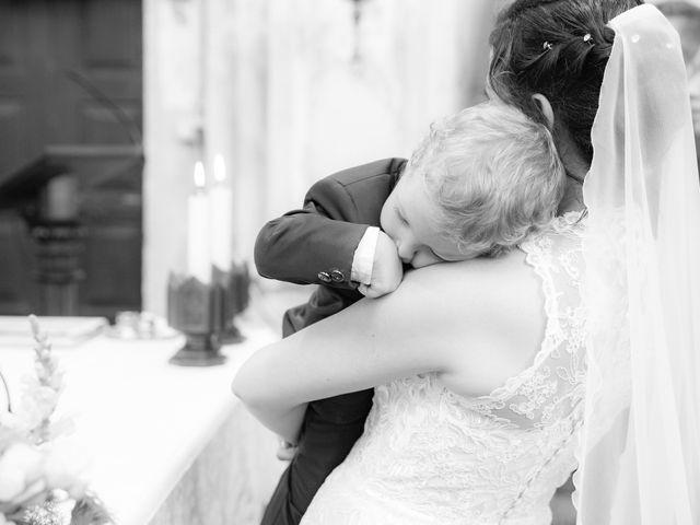 Il matrimonio di Simone e Tiziana a Gropello Cairoli, Pavia 17