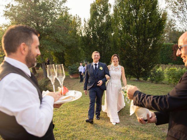 Il matrimonio di Simone e Tiziana a Gropello Cairoli, Pavia 22