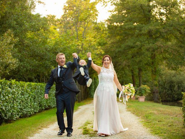Il matrimonio di Simone e Tiziana a Gropello Cairoli, Pavia 24