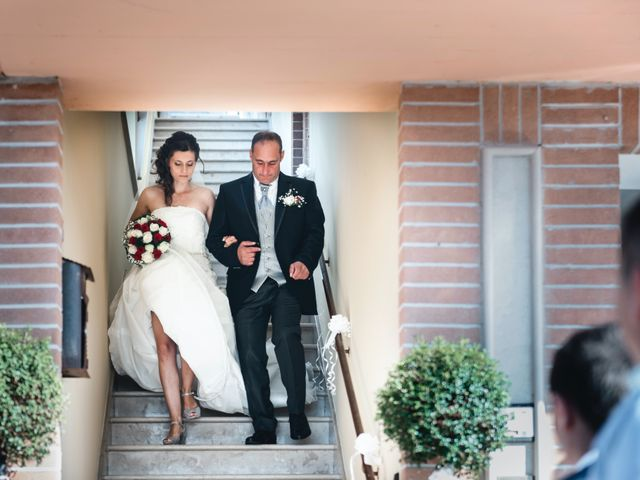 Il matrimonio di Cristian e Lucrezia a Isernia, Isernia 22